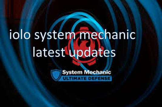 iolo system mechanic latest updates
